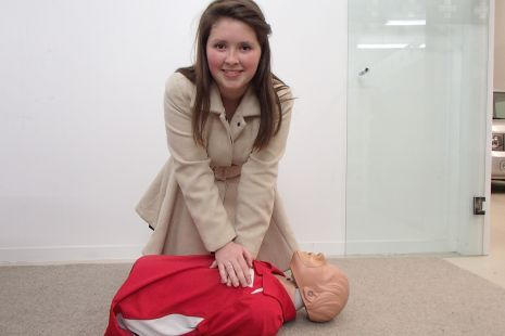 CPR + First Aid